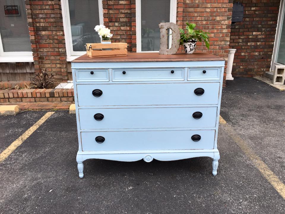 Awesome Morning Dew Is A Wonderful Soft Blue That Fits Into Most Any Decor. We Love  This Choice Of Color For This Chest. Another Piece By New Beginnings  Furniture.