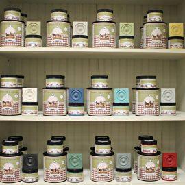 Blackberry House Paint Introduces Cotton Field Colors, a Designer Paint and Accessories Line