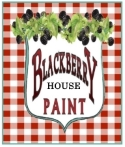Blackberry House Paint